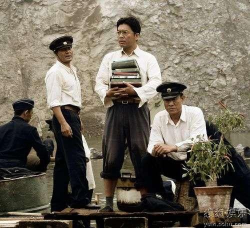 第一代海军三剑客