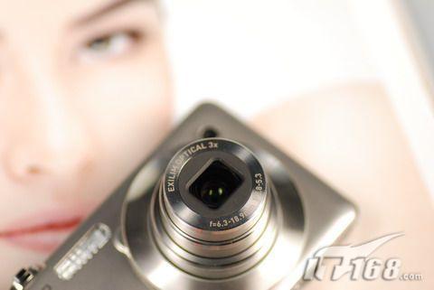 卡西欧美颜相机 面部识别过时 卡西欧美颜相机效果展示 高清图片