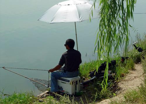 推荐地:北京人的野钓天堂——上庄水库