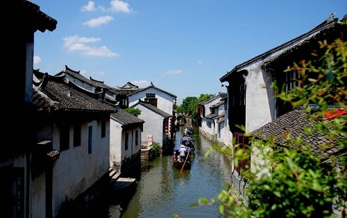 中国第一水乡周庄