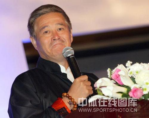 图文:李佳薇李超婚礼现场 赵本山有点激动