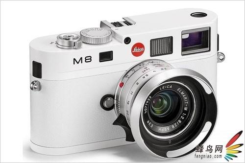 再现经典!徕卡正式发布纯白色版M8相机