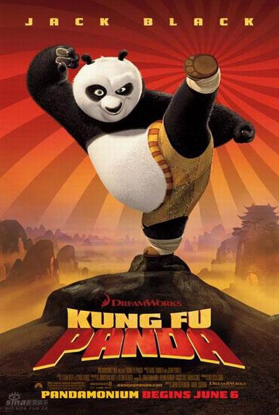 《功夫熊猫》赢票房又赢口碑