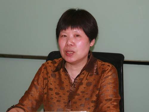 中国现代国际关系研究院世界经济研究所所长陈凤英