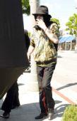 好莱坞一周潮人街拍:迈克尔-杰克逊