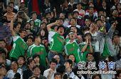 图文:[中超]北京VS上海 球迷不满