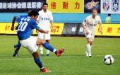 图文:[中超]广州1-0江苏 徐亮点球绝杀
