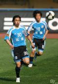 图文:[中超]大连1-0长沙 韩国双援同场竞技