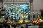 图文:埃及站开幕式精彩 埃及民族舞蹈