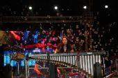 图文:埃及站开幕式精彩 美女表演如梦如幻