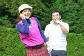 图文:世乒赛日本美女主播助阵 淑女装束