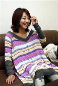 图文:世乒赛日本美女主播助阵 笑容阳光灿烂