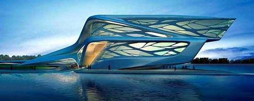 迪拜前卫博物馆