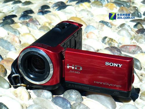高清闪存摄像机 索尼CX100E单机4700元