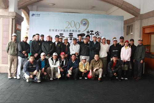 高尔夫 高尔夫资讯 上海地区高球资讯  谢建州无疑成了这次比赛中最大