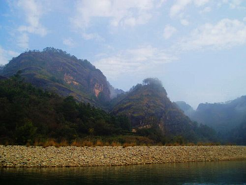 3.黄岗山