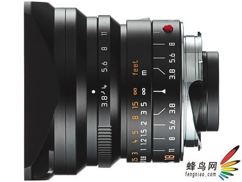 徕卡近日发布新款18mm定焦旁轴镜头新品