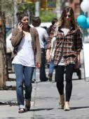 好莱坞一周潮人街拍:杰西卡-贝尔 2