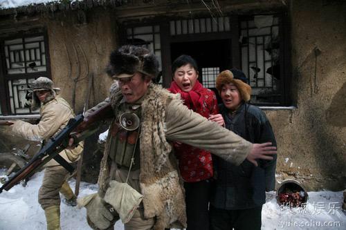 图:电视剧《高粱红了》精美剧照 -  70