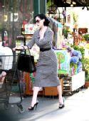 好莱坞一周潮人街拍:蒂塔-万-提斯