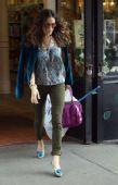 好莱坞一周潮人街拍:莎拉-杰西卡-帕克