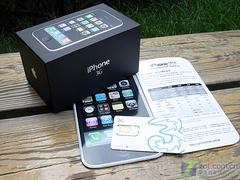 天气变暖苹果降价 16GB iPhone3G跌破4K