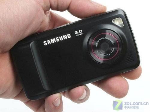 800万像素拍照机皇 三星M8800再降290元