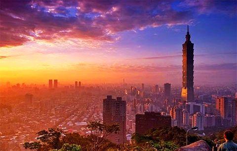 追梦台湾游让妈妈如愿以偿
