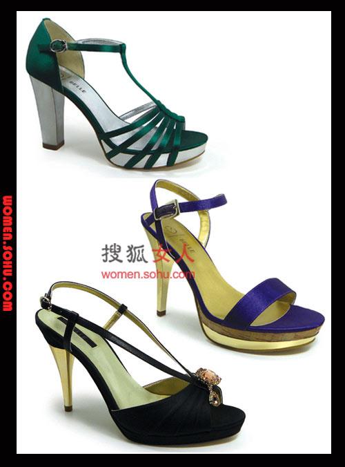 元素,凉鞋,打造,夏季,惊艳,美腿,MM
