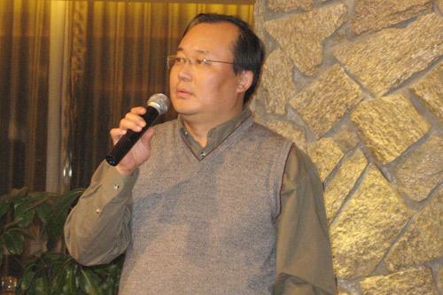 中国国际教育交流中心主任宗瓦贺搜狐出国频道新版上线