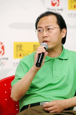 全国房地产经理人联盟常务副主席兼秘书长杨乐渝