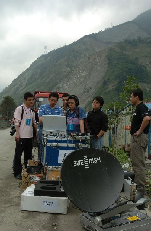 (汶川地震一周年)(2)新华社和黑龙江电视台将联合推出大型电视直播节目《重生》