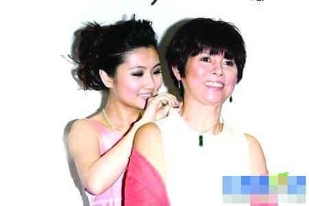selina与妈妈