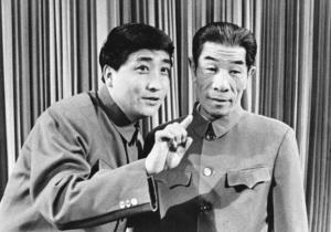 姜昆李文华相声专辑_李文华:全国相声演员十大笑星之一(图)-搜狐娱乐