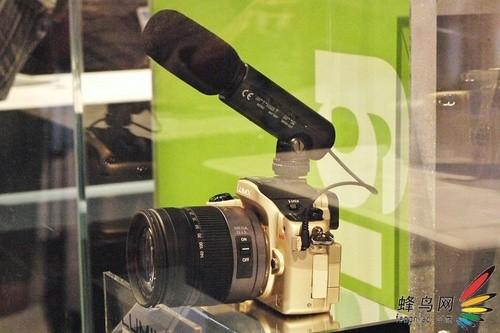 全高清视频 松下发布可换镜头DC新品GH1