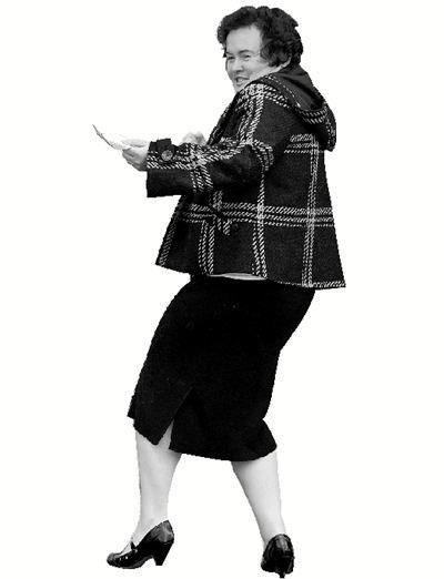 参加《英国达人》一炮而红的苏珊大妈
