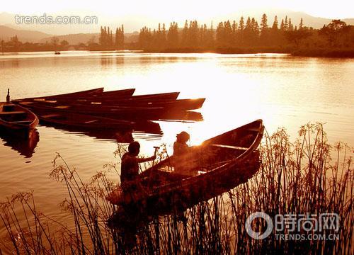 微山湖千年古镇