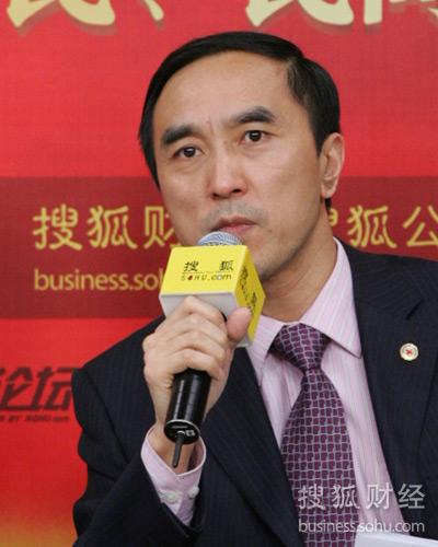中国红十字会秘书长 王海京