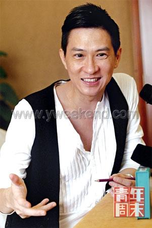 张家辉接受采访时大多寥寥数语,想深入他的内心世界,并不容易