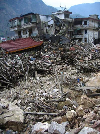汶川地震一周年 北川追忆与重生图片