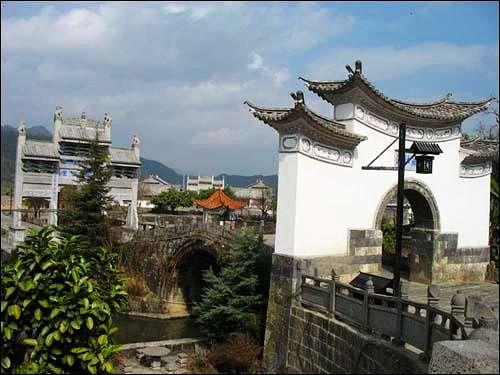 中国四大古镇之一 朱仙镇