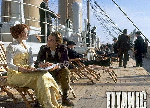 《泰坦尼克号》剧照