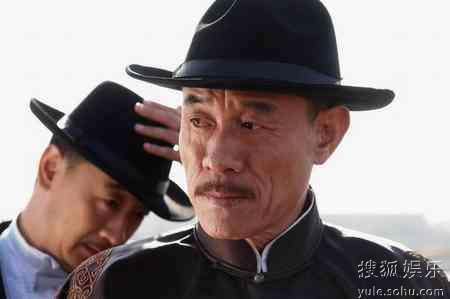 杜志国饰唐英明