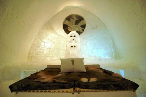 冰雪旅馆豪华标准间