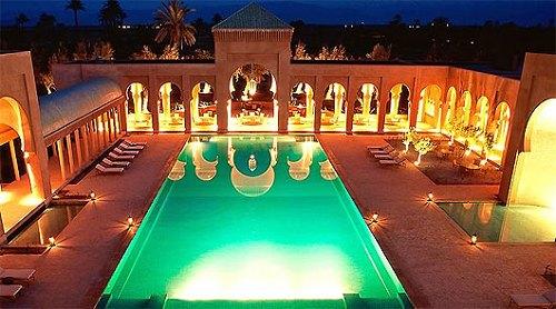 Amanjena酒店