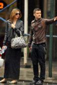 好莱坞一周潮人街拍:奥兰多-布鲁姆和米兰达