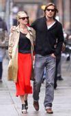 好莱坞一周潮人街拍:凯特-波斯沃茨和James