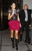 好莱坞一周潮人街拍:蕾哈娜 5