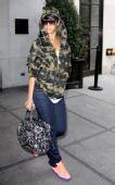 好莱坞一周潮人街拍:蕾哈娜 6