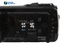 32G闪存全高清双闪存 佳能HF20单机促销